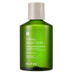 BLITHE Patting Splash Mask Green 150ml - Многофункциональная маска для проблемной кожи