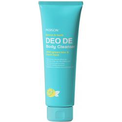 PEDISON DEO DE Body Cleanser With Lemon & Fresh Mint 100ml - Гель для душа Лимон&Мята
