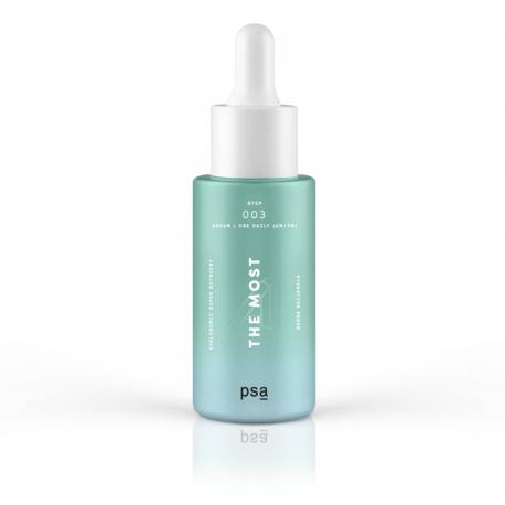 PSA The Most: Hyaluronic Nutrient Hydration Serum 30ml - Питательная сыворотка с камбучкой и гиалуроновой кислотой