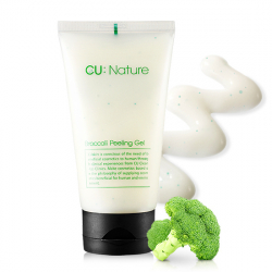 CU Skin Nature Broccoli Peeling Gel 100ml - Пилинг-скатка