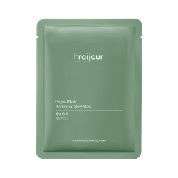 Fraijour Original Herb Wormwood Sheet Mask 23ml - Тканевая маска с полынью
