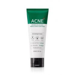 Some By Mi AHA-BHA-PHA 30days Miracle Acne Clear Foam 100ml - Очищающая пенка для проблемной кожи