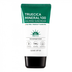 Some By Mi Truecica Mineral 100 Calming Suncream SPF 50+ PA++++ (50ml) - Солнцезащитный крем
