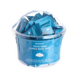 Ayoume Enjoy Mini Bubble Mask Pack 3g - Пузырьковая очищающая маска