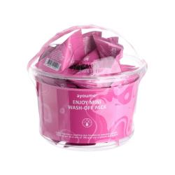Ayoume Enjoy Mini Wash-Off Pack 3g - Успокаивающая маска с каламином
