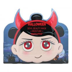 Ayoume Halloween Devil Beauty Mask (Moisture) 20g
