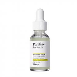 JsDerma Porefine Pore-Stem 2% Anti Pore Serum 30ml - Поросужающая сыворотка