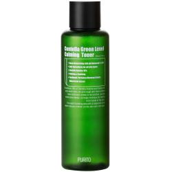 PURITO Centella Green Level Calming Toner 200ml - Успокаивающий тонер с центеллой