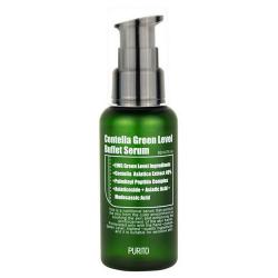 PURITO Centella Green Level Buffet Serum 60ml - Успокаивающая сыворотка с центеллой