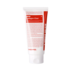 Medi-Peel Aesthe Derma Lacto Collagen Clear 300ml - Очищающая пенка с коллагеном и лакто комплексом
