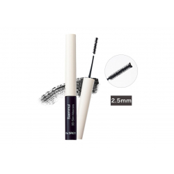 The Saem Saemmul 3D Slim Mascara (black) -Тушь для ресниц с ультратонкой щеточкой черная