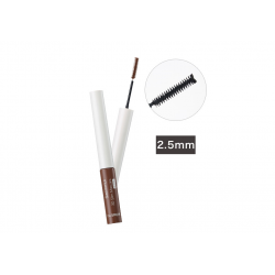 The Saem Saemmul 3D Slim Mascara (brown) - Тушь для ресниц с ультратонкой щеточкой коричневая