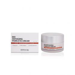 DERMALINE Bio Antiaging PDRN Eye Cream 30g - Антивозрастной крем для век с полинуклеотидами