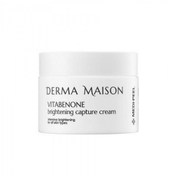Medi-Peel Derma Maison Vitabenone Brightening Capture Cream 50ml - Антиоксидантный крем для яркости кожи