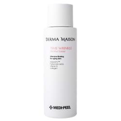 Medi-Peel Derma Maison Time Wrinkle Derma Toner 250ml - Антивозрастной тонер с коллагеном