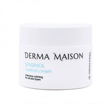 Medi-Peel Derma Maison Sensinol Control Cream 50g - Успокаивающий крем для чувствительной кожи