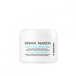 Medi-Peel Derma Maison Hydraxyl Aqua Peeling Cream 100g - Увлажняющий пилинг-крем для чувствительной кожи