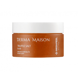 Medi-Peel Derma Maison Truffle Salt Scrub 220g - Гоммаж для лица с морской солью и экстрактом трюфеля