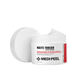 Medi-Peel Naite Thread Neck Cream - Крем для упругости шеи и зоны декольте