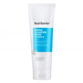 REAL BARRIER Cream Cleansing Foam 150g - Мягкая очищающая пенка