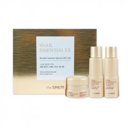 The Saem Snail Essential EX Wrinkle Solution Special Gift 3 Set
