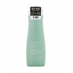 Daeng Gi Meo Ri Look At Hair Loss Minticcino Deep Cooling Treatment 500ml - Охлаждающий кондиционер для волос