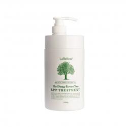 Labellona Ha-Dong GreenTea LPP Treatment 1000g - Маска для волос с зеленым чаем