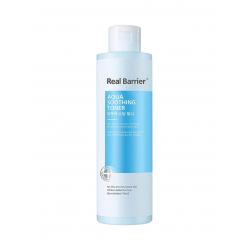REAL BARRIER Aqua Soothing Toner 200ml - Тонер для чувствительной кожи