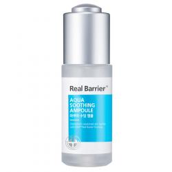 REAL BARRIER Aqua Soothing Ampoule 30ml - Успокаивающая апмульная сыворотка