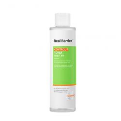 REAL BARRIER Control-T Toner 190ml - Тонер для жирной и проблемной кожи
