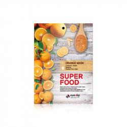 Eyenlip Super Food Orange Mask 23ml - Тканевая маска для сияния кожи