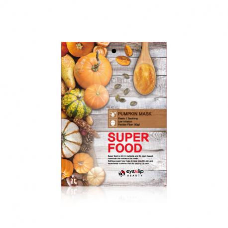 Eyenlip Super Food Pumpkin Mask 23ml - Тканевая питательная маска
