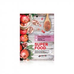 Eyenlip Super Food Pomegrante Mask 23ml - Тканевая антивозрастная маска