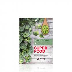 Eyenlip Super Food Broccoli Mask 23ml - Тканевая антиоксидантная маска