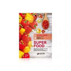 Eyenlip Super Food Paprika Mask 23ml - Тканевая антиоксидантная маска