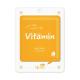 MJ Care on Vitamin Mask Pack 22g - Витаминная тканевая маска