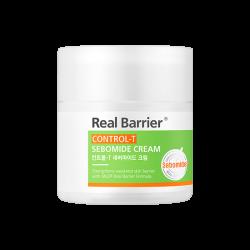 REAL BARRIER Control-T Sebomide Cream 50ml - Крем для жирной кожи