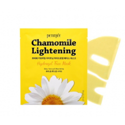 PETITFEE Chamomile Lightening Hydrogel Face Mask (32g) - Осветляющая гидрогелевая маска