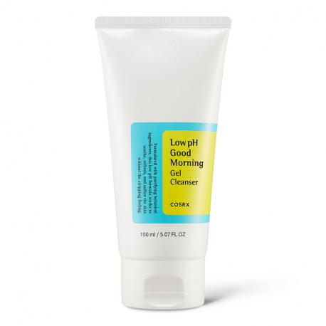 COSRX Low-pH Good Morning Gel Cleanser 150ml - Мягкая очищающая пенка