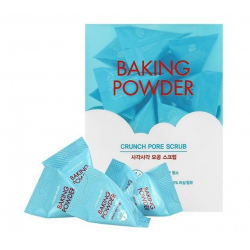 Etude House Baking Powder Crunch Pore Scrub 7g - Скраб для лица