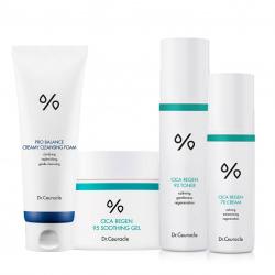 Dr.Ceuracle Cica Set - Набор для чувствительной кожи
