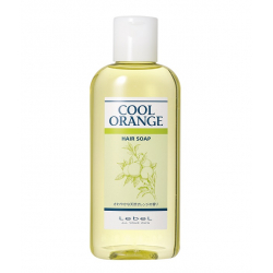 Lebel COOL ORANGE HAIR SOAP COOL 200ml - Шампунь для жирной кожи головы