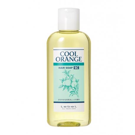 Lebel COOL ORANGE HAIR SOAP SUPER COOL 200ml