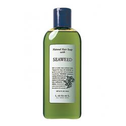 Lebel SEAWEED 240ml - Шампунь для нормальных и слабоповрежденных волос с экстрактом водорослей