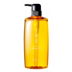 Lebel IAU cleansing FRESHMENT 600ml - Арома-шампунь для жирной кожи головы