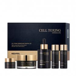 Medi-Peel Cell Toxing Dermajours Essential Set (100+50+30*2+10ml)