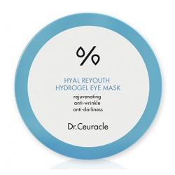 Dr.Ceuracle Hyal Reyouth Hydrogel Eye Mask (60ea) - Увлажняющие патчи против морщин и темных кругов