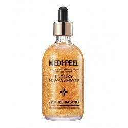 Medi-Peel Luxury 24K Gold Ampoule 100ml - Ампульная сыворотка с пептидным комплексом