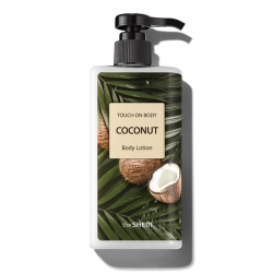 The Saem Touch On Body Coconut Body Lotion 300ml - Лосьон для тела с кокосом