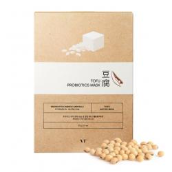 VT Tofu Probiotics Mask 28g - Увлажняющая тканевая маска с пробиотиками